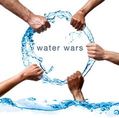 Can water actually lead to conflict?