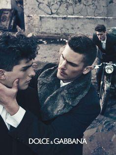 Dolce & Gabbana Men Fall/Winter 2011