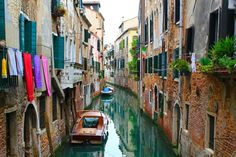 7 Cities You Must Visit Once In Your Lifetime. Venice