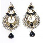 pearl-earring-latkan-color-1-black-muhenera-accessories-1003-black