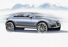 6-Dec-2013 1:45 - AUDI TOONT VOORPROEFJE VAN Q1. De Q3 kan best een kleiner broertje gebruiken, meent Audi. We wisten dan ook al dat deze Q1 er aan zat te komen. Een nieuwe concrete aanwijzing dat dit model daadwerkelijk in de pijplijn zit, zijn deze illustraties van een nieuw studiemodel.