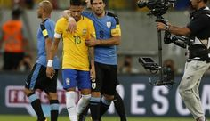 Brasil y Uruguay empatan 2-2 en el duelo de Neymar y Luis Suarez | A Son De Salsa