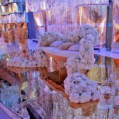 The  30,000 Crystals  wedding is now on www.alkhayalee.ae