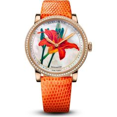 Arnold & Son HM Flower Special Editions - Lily Diamonds Rose Gold 1LCMP.M06A.L511A