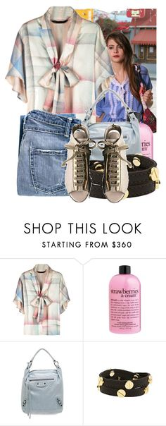 """""""How Can I Help What You Think, Hello My Baby, Hello My Baby, Putting My Life On The Brink"""" by lilac ❤ liked on Polyvore featuring Marc by Marc Jacobs, philosophy, Balenciaga, CC SKYE, mika, willa holland and grace kelly"""