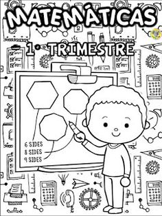 Home Schooling, Homework, Classroom, Study, Lettering, Comics, Wallpaper, Kids, Anime