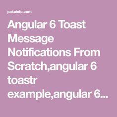 Angular 6 Folder Project Structure | Angular 6 Tutorials and
