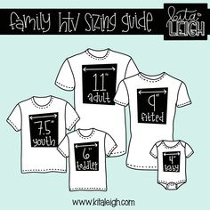 How To Align And Size Htv Designs For Shirts And Baby