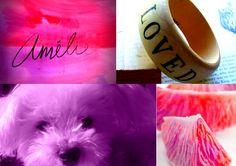 mood Amelie - Collage fotografico