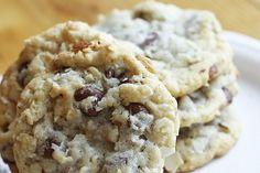 almond joy cookies? yes!