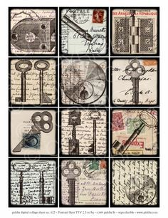 Image result for collages with door keys