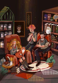 Harry Potter (fan art)