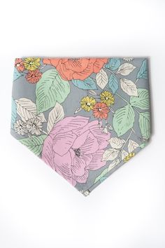 The Bandana | Flower Power https://18waits.com/collections/spring-summer-2017/products/hopper-hunter-the-bandana-flower-power