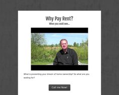 Why Pay Rent?