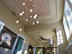 HGTV Smart Home 2013: Loft Pictures. Built by Glenn Layton Homes in Paradise Key South Beach, Jacksonville Beach, Florida.