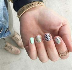 Casual... natural style to make any moment special! With Jamberry nails save time and make it work longer...