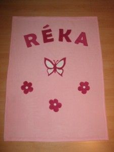 Névre szóló takaró / Blanket with name Cute Gifts, Blanket, Cards, Beautiful Gifts, Blankets, Maps, Cover, Playing Cards, Comforters