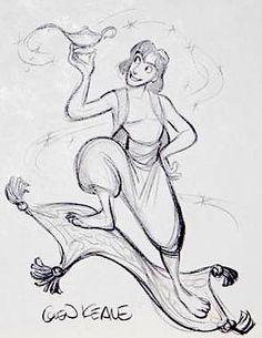 Film: Aladdin ===== Character: Aladdin ===== Artist: Glen Keane