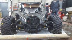 World's first Yamaha Raptor 700 734 with onboard rideheight adjustment (street legal) Big Trucks, Ford Trucks, Quad, Diy Go Kart, Sport Atv, Trophy Truck, Beach Buggy, Fancy Cars, Car Wheels