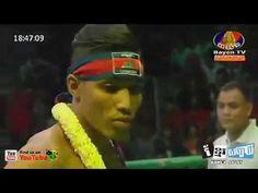 08 08 2016, Chan Bun Heun Vs Thai, Khmer Boxing, Bayon TV Boxing