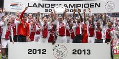 Ajax - Dutch soccer champion for the 32nd time! (2012-2013) *** #kampioen #Amsterdam