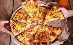 Удивительная куриная пицца без грамма теста / Царский пир