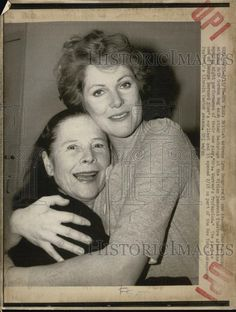 Lynn Redgrave with Ruth Gordon, 1975 Natasha Richardson, Joely Richardson, Ruth Gordon, Vanessa Redgrave, Love People, Actresses, Female Celebrities, Couple Photos