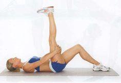 Etirements: Une bonne routine pour soulager la douleur de sciatique Étirements du muscle piriforme. Étirements du bas du dos. Étirements des ischio-tibiaux.