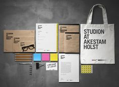 Studion Identity and branding inspiration