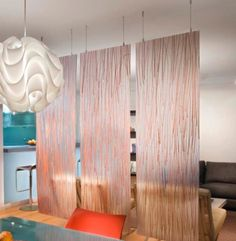Curtains as Room Dividers Ideas | Room Dividers » Designers Call Blog - Trends & Tips
