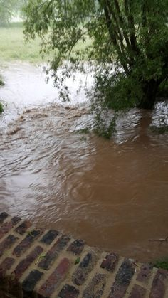 Overstroming geul Epen 6-juni-2016.Sonja.