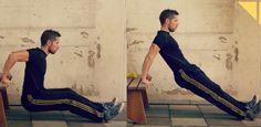 5 Manieres Dutiliser Votre Chaise Pour Obtenir Des Abdominaux De Reve Et Un Ventre
