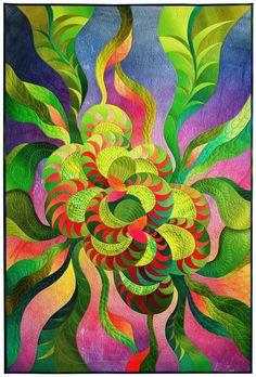 Garden Party by Caryl Breyer Fallert Gentry