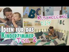Vom Babyzimmer zum Kinderzimmer | DIY Kuschelecke | Roomtour | mamiblock - YouTube