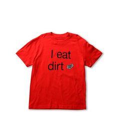 3c6433aadf9 Should be i make people eat dirt Fox Kids
