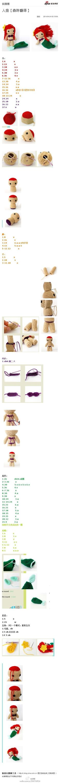 #crochet #Mermaid #Doll