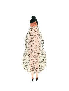 Kate Pugsley sweet illustration
