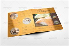 Free Photo Realistic Restaurant Menu Design Templates Latest - Menu mockup template