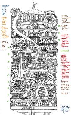 Alison Rae, Vertical City