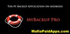 My Backup Pro v4.5.0 Apk   MyBackup Pro is the easiest most reliable and feature packed Android backup solution available.Supporting the most content and the most Android devices. Find out why over 5 million people have chosen MyBackup as their secure source for a Backup Solution.  FEATURES: - Backup and Restore using your local device or SD card  Backup and Restore using an On The Go (OTG) USB card - Cloud backup to our online secure servers or use your Dropbox account - Cloud backup to…