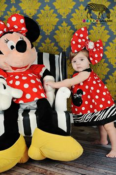 Minnie Mouse  Pillowcase Dress Available 03 by BabyThreadsByLiz, $28.00
