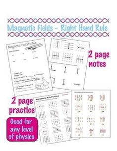 Ray Diagram Practice - 2 Worksheets | Science for Secondary Grades ...