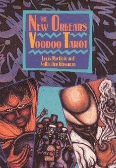 New Orleans Voodoo Tarot Set by Martinez