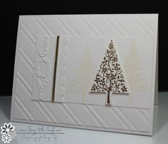 Festival of Trees - Stamp With Amy K