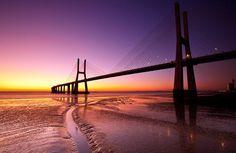 Ponte Vasco da Gama, #Lisboa #Lisbon #Portugal