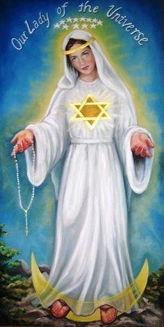 Nuestra Señora del Universo / 29 de Octubre / Año: 1945 / Lugar: El Bronx, Nueva York, USA / Aparición de la Virgen al niño Joseph Vitolo.