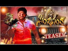Allu Arjun Trivikram Movie Latest Teaser | Allu Arjun #AA19 Teaser | Devi Sri Prasad | Trivikram - YouTube Teaser, Youtube, Movies, Movie Posters, Film Poster, Films, Popcorn Posters, Film Posters, Movie Quotes