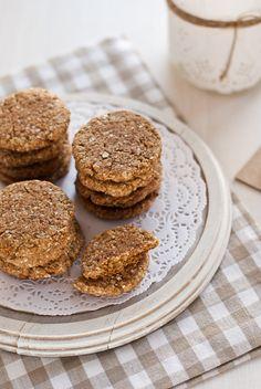 Quinoa Oat & Spelt Cookies 🍪