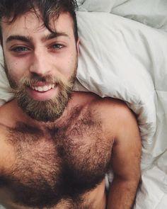 Hairy mens