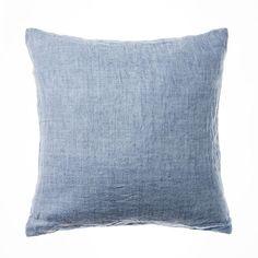 Malmo Linen Pale Blue Cushion